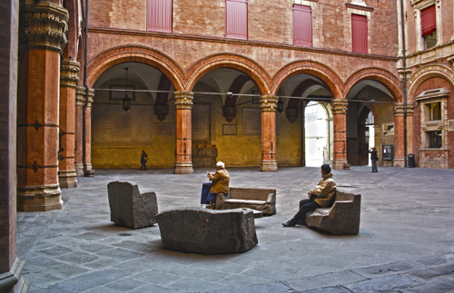 Patio Cortile D'Onore