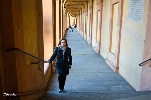 Subida al Santuario della Madonna di San Luca