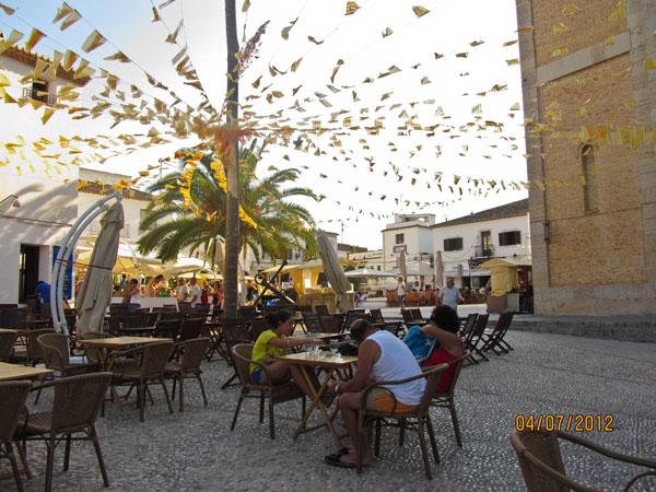 Plaza de Altea