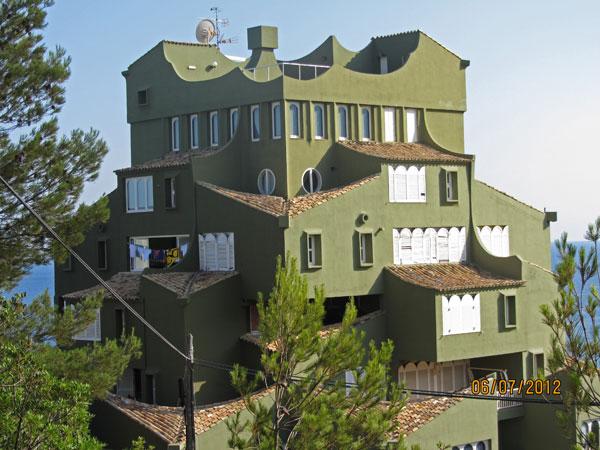Edificio Xanadú de Ricardo Bofill