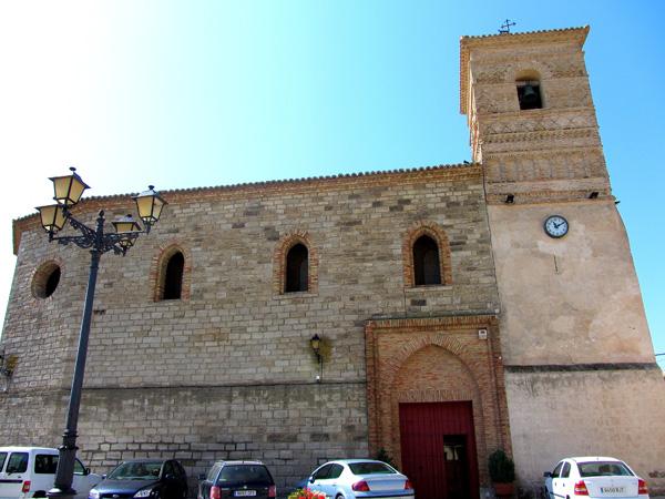 Iglesia de Castejón de Valdejasa