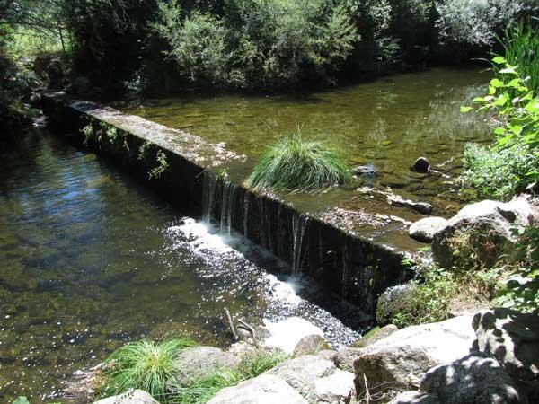 Rascafría. Río Lozoya