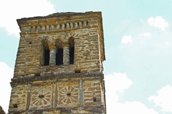 Torre de la iglesia San Bartolomé