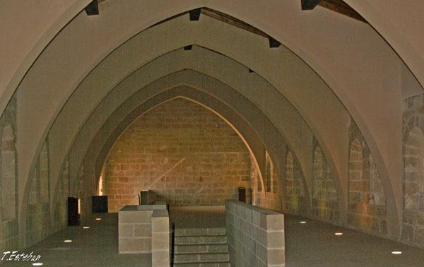 Dormitorios del Monasterio de Rueda