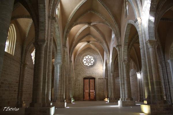Iglesia del Monasterio de Rueda en Sástago