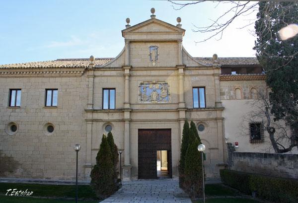 Puerta Real del Monasterio de Rueda (Sástago)