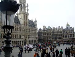 Gran Place de Bruselas