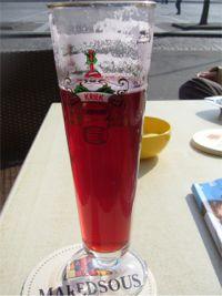 Cerveza Kriek