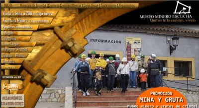 Museo minero de Escucha (Teruel)