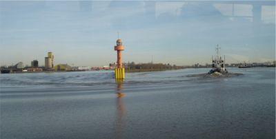 El rio de Bremen