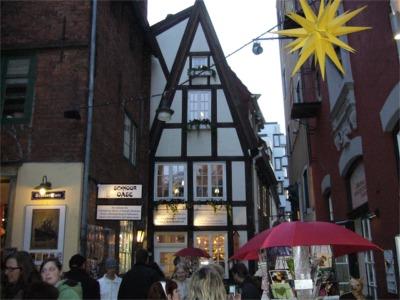 Schnoor, barrio de Bremen