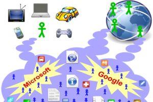 La nube de internet. Internet básico