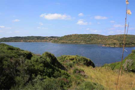 Albufera des Grau en Menorca