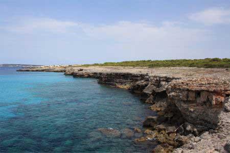 Camino de Cavalls en Menorca