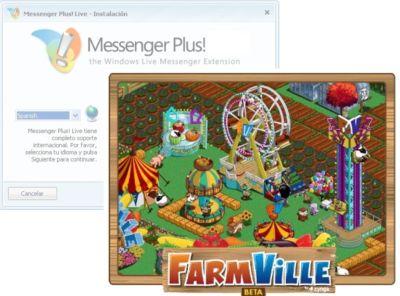 complementos y aplicaciones para messenger y facebook