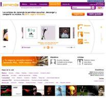 Jamendo. Portal de música copyleft