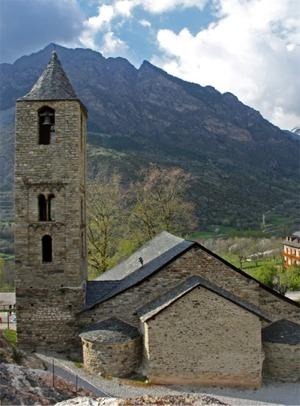 iglesia de Sant Joan en Boi