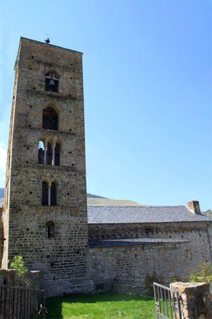 iglesia La Nativitat de Durro
