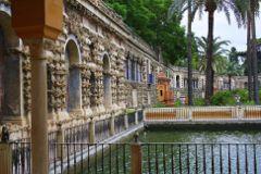 Jardines de los Alcázares