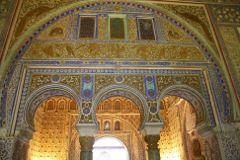Patio de los Alcázares