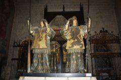 Mausoleo de Colón en la Catedral