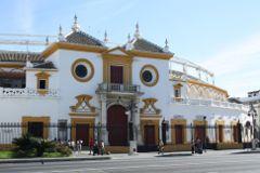 Plaza de toros La Maestranza