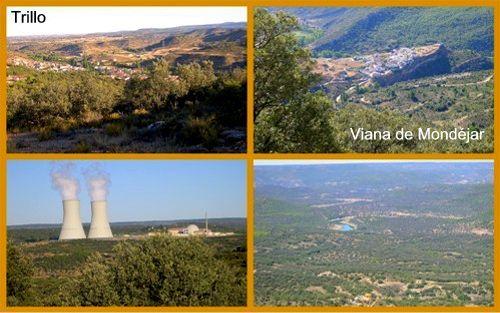 Vistas desde la cima de la Teta redonda de Viana