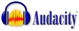 Logo de Audacity