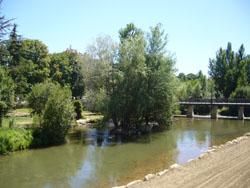 Paseo rio arlanzon1