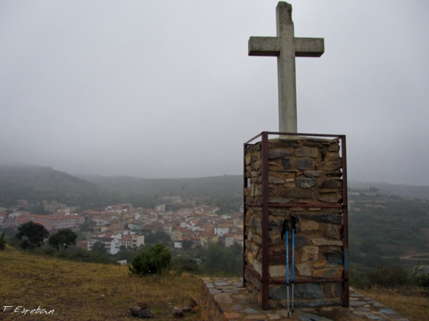 Alto de la Cruz. San Martín de la Virgen del Moncayo