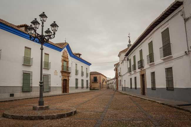 Calles, plazas y fachadas de Almagro (Ciudad Real)