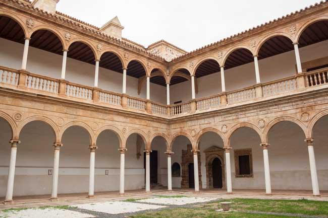 Convento de la Asunción de Calatrava. Almagro. Ciudad Real