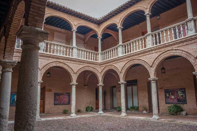 Palacio de los Fucares en Almagro (Ciudad Real)