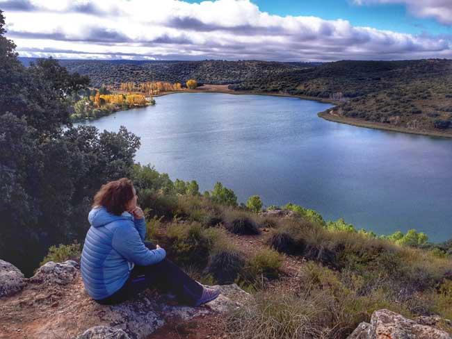 Mirador del Rey en las Lagunas de Ruidera