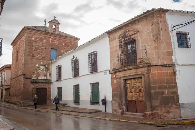 Casa de Santo Tomás de Villanueva