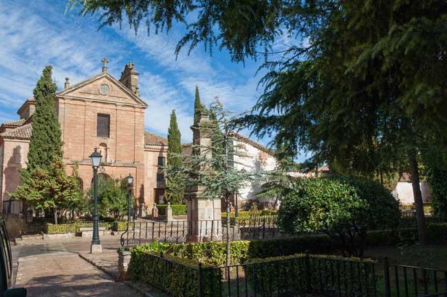 Convento de los Trinitarios. Villanueva de los Infantes