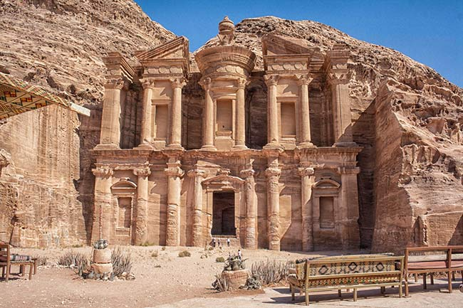 Viajes fotográficos. El Monasterio de Petra