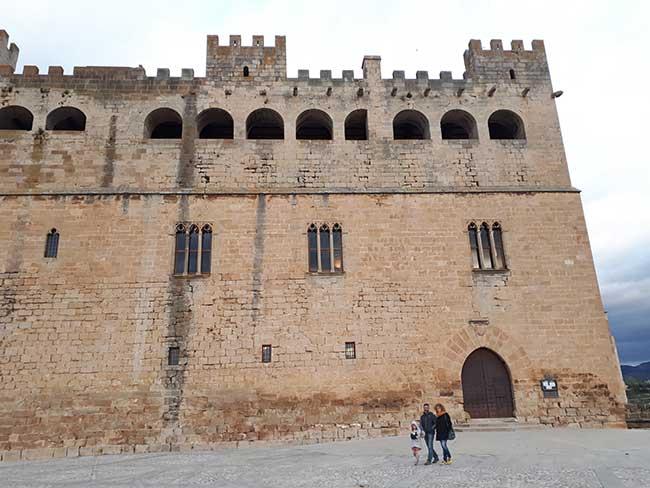 Valderrobres. El Castillo