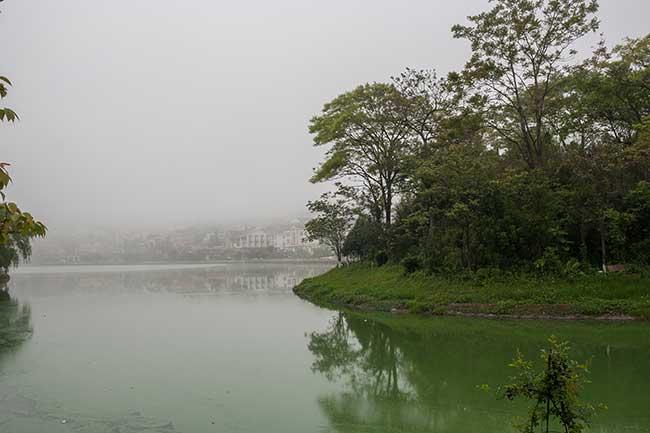 Lago de Sapa